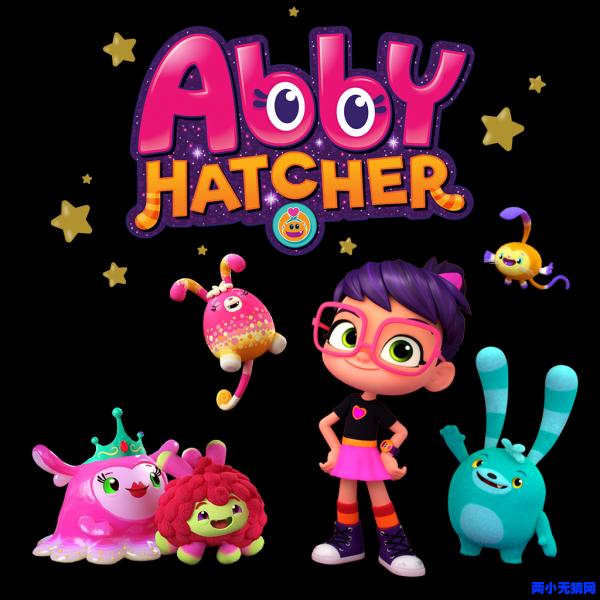 艾比海切尔英文版 Abby Hatcher