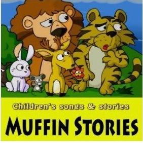 Muffin Stories 英语寓言故事英文版