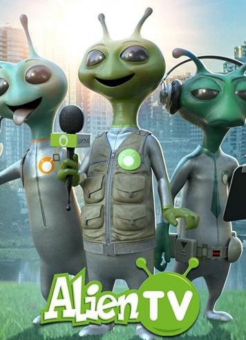 外星人电视英文版