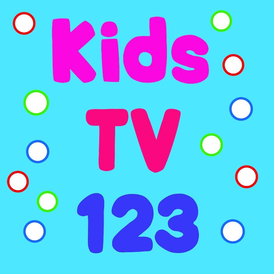 Kids TV 123英文版