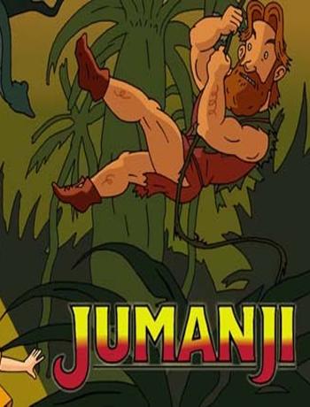 勇敢者的游戏英文版 Jumanji