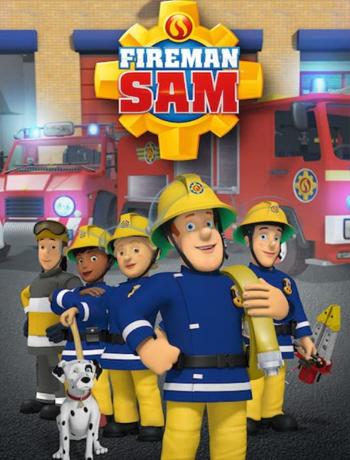 消防员山姆/小小救生队英文版 Fireman Sam