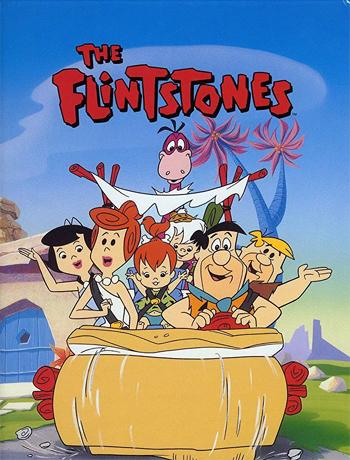 摩登原始人英文版 The Flintstones