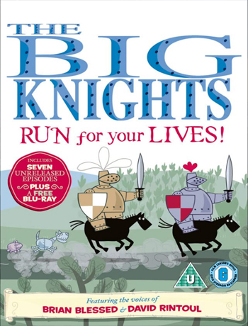 大骑士英文版 The Big Knights