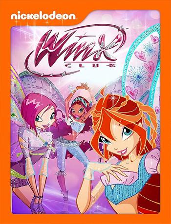 魔法俏佳人英文版 Winx Club