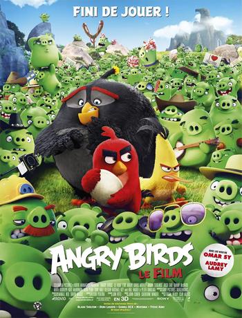 愤怒的小鸟英文版 Angry Birds