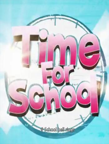 幼儿园的快乐时光英文版 Time for School