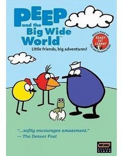小鸟趣事多英文版 Peep and the Big Wide World